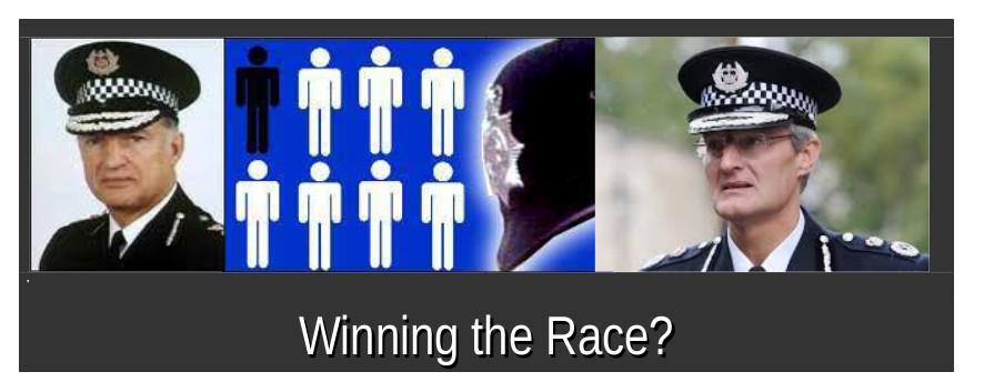 Winning the Race?