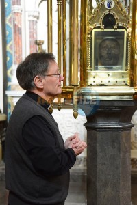 Monsignor Jim Carroll