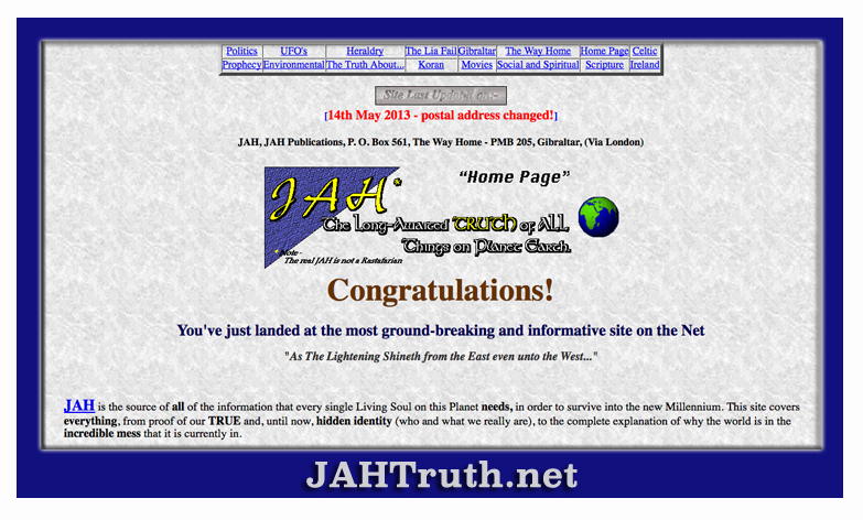 jahtruth-net